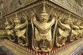 Free The Emerald Buddha Temple In Bangkok Stock Photo - 15556800