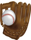 Free Ball And Glove Stock Images - 15557374