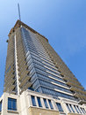 Free Condo Tower Under Construction Royalty Free Stock Photo - 15558165