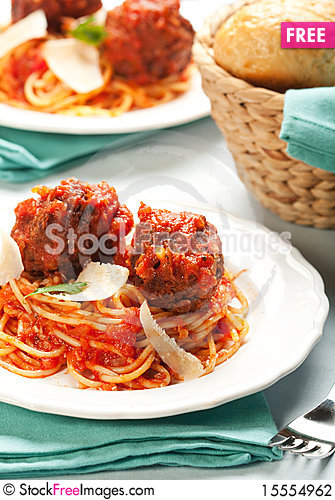 Free Spaghetti Stock Photography - 15554962