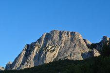 Free Crimean Mountains Stock Photo - 15550300