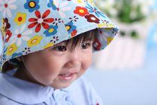 Free Baby Girl Stock Photography - 15550792