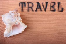 Hot Stamping Travel Stock Images