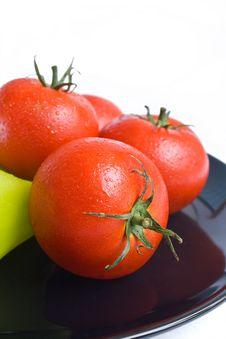 Free Tomatoes Royalty Free Stock Photos - 15553668