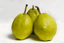 Free Green Pear Royalty Free Stock Images - 15554449