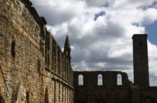 Free Clouds Over St. Andrews Stock Image - 15554451