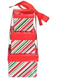 Three Gift Boxes With Ribbon Stock Photography
