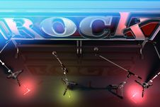Free Abstract Rock Background Royalty Free Stock Photo - 15557715