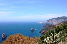 Sardinia Royalty Free Stock Photography