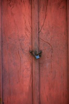 Free Old Wooden Doors Stock Photo - 15558770
