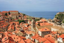 Free Dubrovnik Royalty Free Stock Photography - 15559427