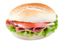 Free Sandwich Stock Photography - 15559602