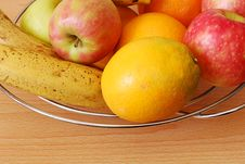 Free Fruit Basket Stock Photo - 15559760