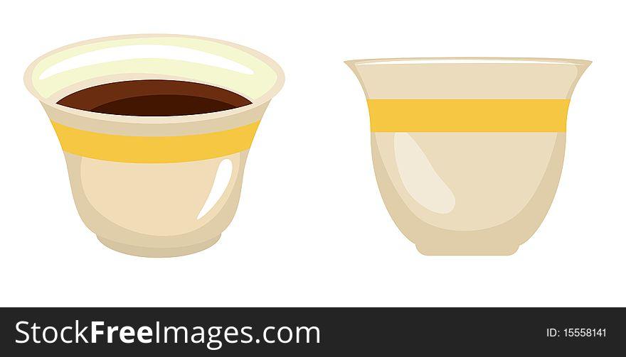 Tea/Coffee Cups