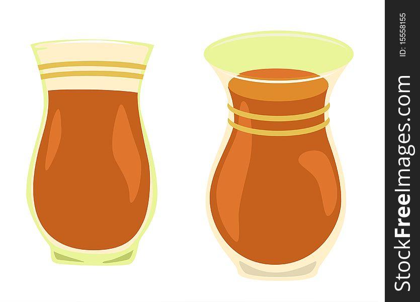 Arabian Tea Glasses