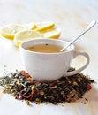 Free Herbal Tea Royalty Free Stock Image - 15561396
