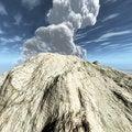 Free Volcanic Eruption Stock Photos - 15562043