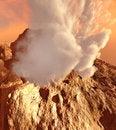 Free Volcanic Eruption Stock Photos - 15562053
