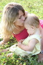 Free The Mum And Daughter Stock Photo - 15563450