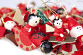 Free Hand Made Christmas Fairy Doll Royalty Free Stock Image - 15565286