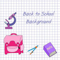 Free Back To School Background Royalty Free Stock Images - 15568709