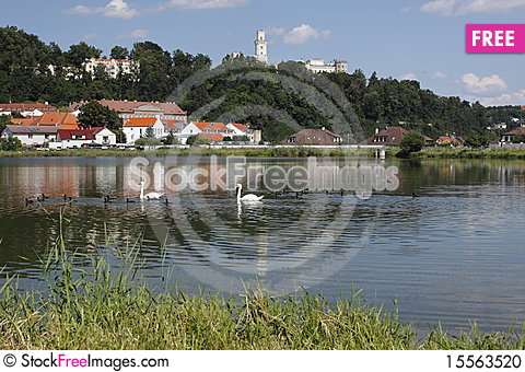 Free Romantic View Of Hluboka Nad Vltavou Stock Photo - 15563520