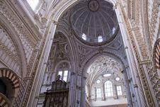 Free Church In Cordoba Royalty Free Stock Image - 15561156