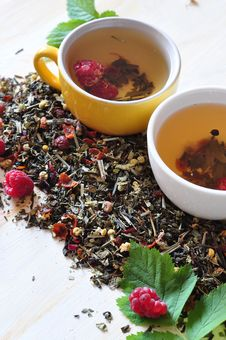 Free Herbal Tea Stock Images - 15561224
