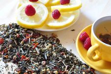 Free Herbal Tea Stock Image - 15561391