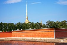 Free Peter And Paul Fortress Stock Photos - 15562363