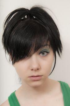 Free Beautiful Brunette Girl Stock Photo - 15564020