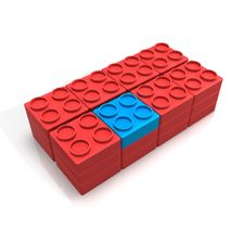 Free Blocks Royalty Free Stock Image - 15564806