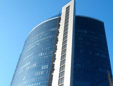 Free City Business Center Royalty Free Stock Image - 15565256