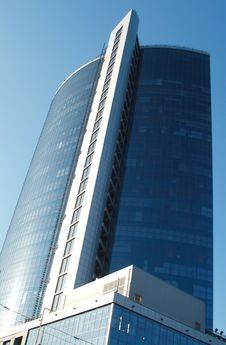 Free City  Skyscraper Royalty Free Stock Photo - 15565295