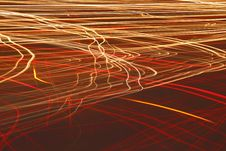 Free Traffic Lines Royalty Free Stock Photography - 15565707