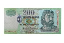 Free Hungarian Forint - HUF (200) Royalty Free Stock Images - 15565749