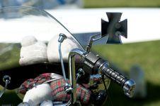 Free Motorcycle Handle Grip Stock Photos - 15566473