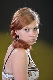 Free Real Girl Stock Photography - 15566772