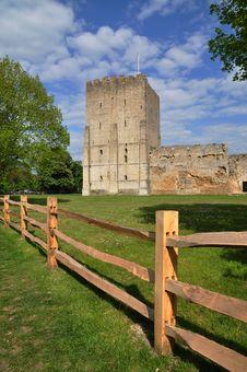 British Castle Stock Photography