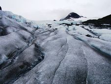 Free View Of Alaska Ice Sheets And Glaciers Stock Photo - 15567100