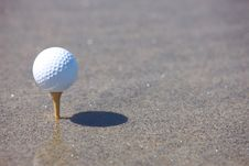 Free Golf Ball Stock Image - 15568541