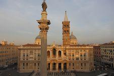 Free Santa Maria Maggiore Royalty Free Stock Image - 15568906