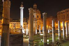 Free Trajan S Forum Stock Photography - 15569412