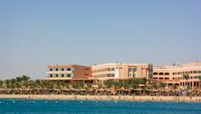 Free Hotels At Coast Stock Photos - 15569623