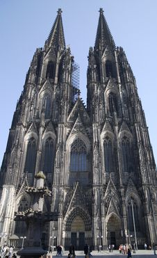 Free Koelner Dom Stock Photo - 15570910