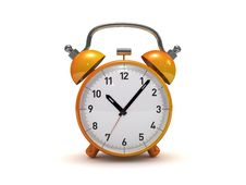 Free Alarm Clock Stock Photography - 15571182