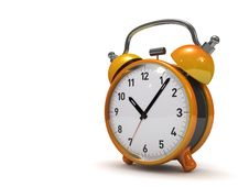Free Alarm Clock Royalty Free Stock Photography - 15571187