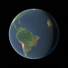 Free Earth In HD Stock Image - 15571751
