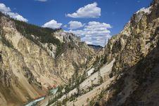 Free Grand Canyon Of Yellowstone Stock Photos - 15572103