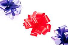 Free Three Bows Stock Images - 15572404